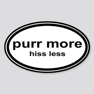 purr more Sticker