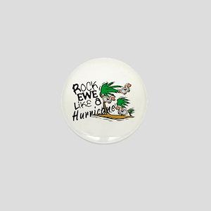 Rock Ewe Mini Button
