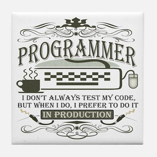 Programmer-Darks.png Tile Coaster