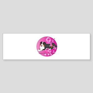 Australian Shepherd Dog Sticker (Bumper)