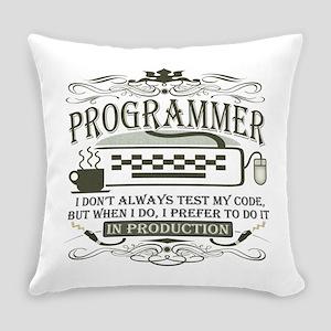 programmer-darks Everyday Pillow