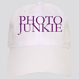 Photo Junkie Cap