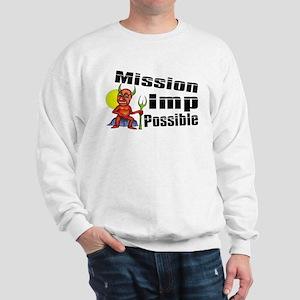 Mission Imp Possible Sweatshirt