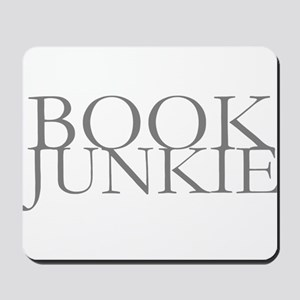 Book Junkie Mousepad