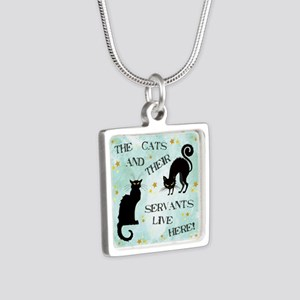 THE CAT AND THEIR... Necklaces