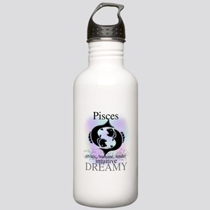 Pisces the Fish Stainless Water Bottle 1.0L