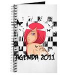 Butterfly Journal 2011