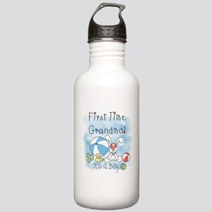 Grandma Baby Boy Stainless Water Bottle 1.0L