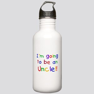 Going to be an Uncle Stainless Water Bottle 1.0L