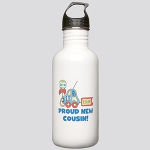 Proud New Cousin Stainless Water Bottle 1.0L