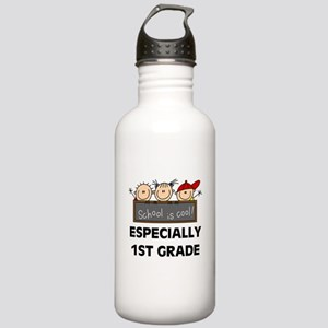 1st Grade is Cool Stainless Water Bottle 1.0L