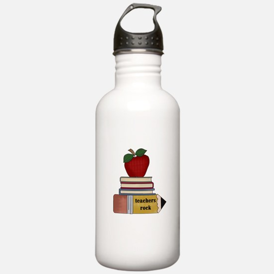 Teachers Rock Water Bottle