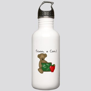 School is Cool Stainless Water Bottle 1.0L