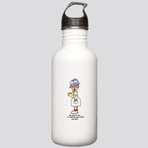 Be Nice Nurse Stainless Water Bottle 1.0L