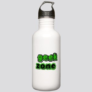 Geek Zone Stainless Water Bottle 1.0L