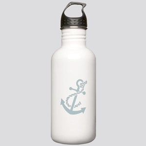 Nautical Anchor Stainless Water Bottle 1.0L