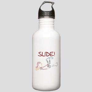 Baseball Slide Stainless Water Bottle 1.0L