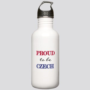 Czech Pride Stainless Water Bottle 1.0L