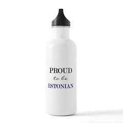 Estonian Pride Water Bottle