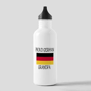 Proud German Grandpa Stainless Water Bottle 1.0L