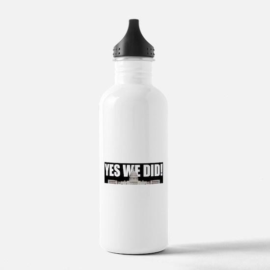 Obama Biden 2008 Water Bottle