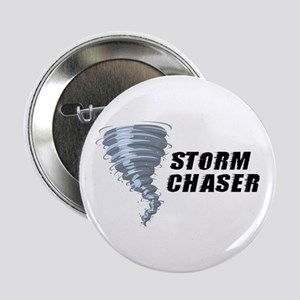 """Storm Chaser 2.25"""" Button"""