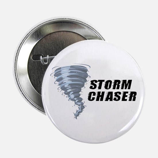 "Storm Chaser 2.25"" Button"