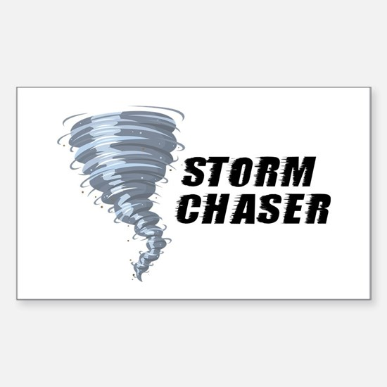 Storm Chaser Sticker (Rectangle)