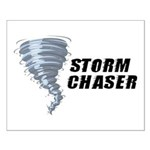 Storm Chaser Small Poster