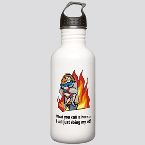 Just Doing My Job Stainless Water Bottle 1.0L