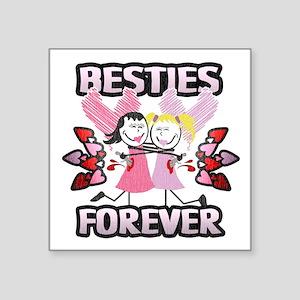 Besties Forever Sticker
