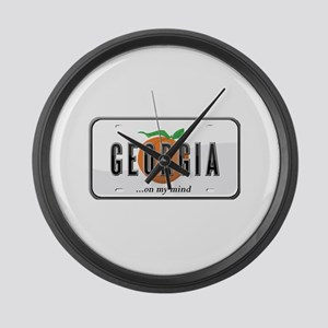 Georgia Large Wall Clock