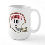 Chiweenie Large Mug