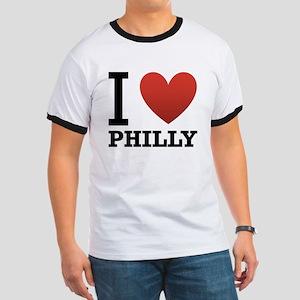 I Love Philly Ringer T