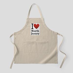 I <3 North Jersey Apron