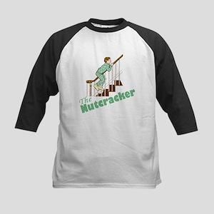 The Real Nutcracker Kids Baseball Jersey