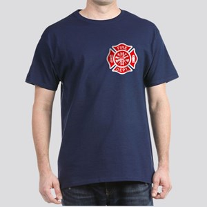Fire Department - Dark T-Shirt