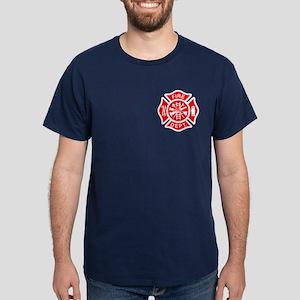 Fire Department - Dark T-Shirt