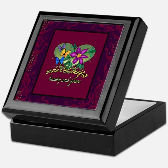 Beautiful Daughter Keepsake Box