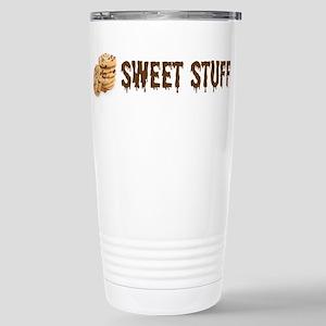 CHOCOLATE DELIGHT Stainless Steel Travel Mug