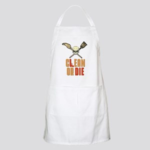 Clean Or Die Apron