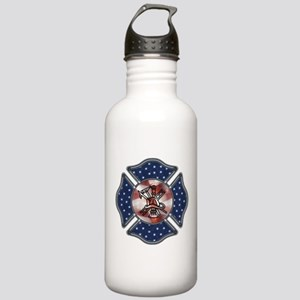 Firefighter USA Stainless Water Bottle 1.0L