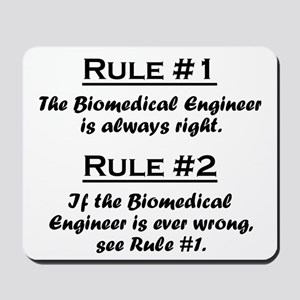 Biomedical Engineer Mousepad