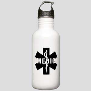 Medic EMS Star Of Life Stainless Water Bottle 1.0L