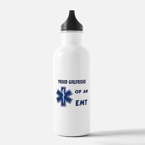 EMT Girlfriend Water Bottle