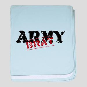 Army Brat 2 baby blanket