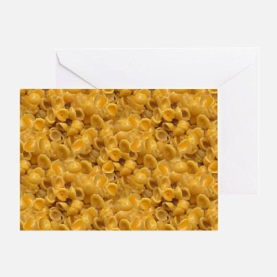 Cute Mac and cheese Greeting Card