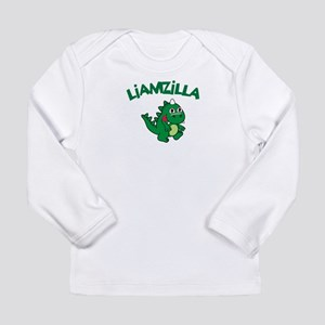 Liamzilla Long Sleeve Infant T-Shirt
