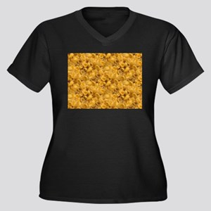 shells and cheese Plus Size T-Shirt