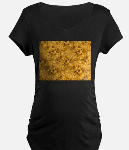 shells and cheese Maternity T-Shirt